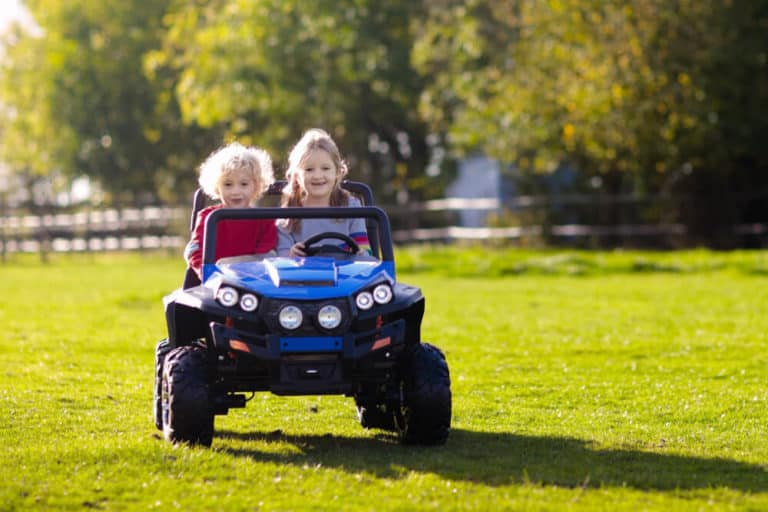 Best Electric Car for Kids in 2020