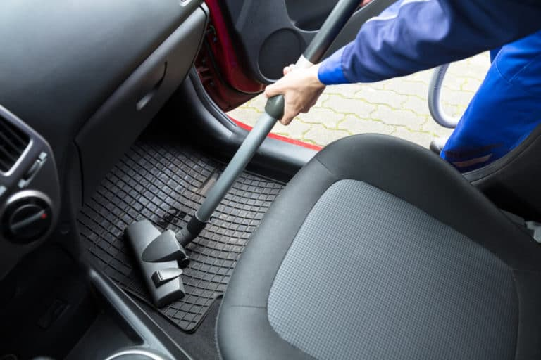 How To Clean Car Mats