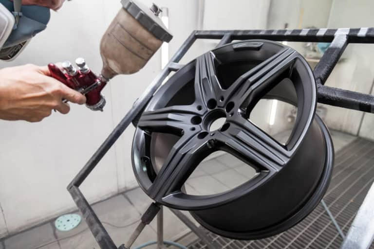 How To Paint Your Car Wheels