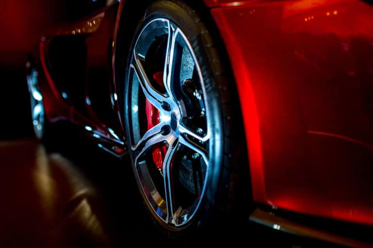 How to Clean Car Rims
