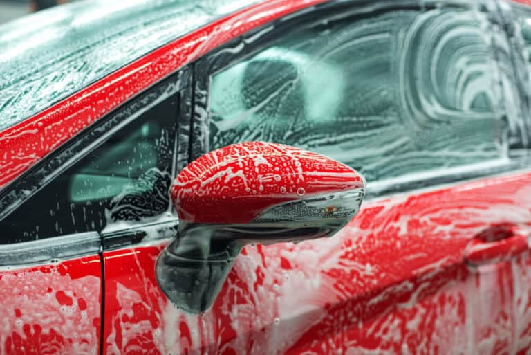 Uses and Different Types of Car Washing Shampoos