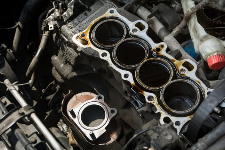 Cracked Engine Block Symptoms