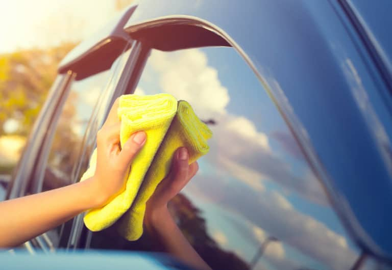 How To Wax Your Car Windows