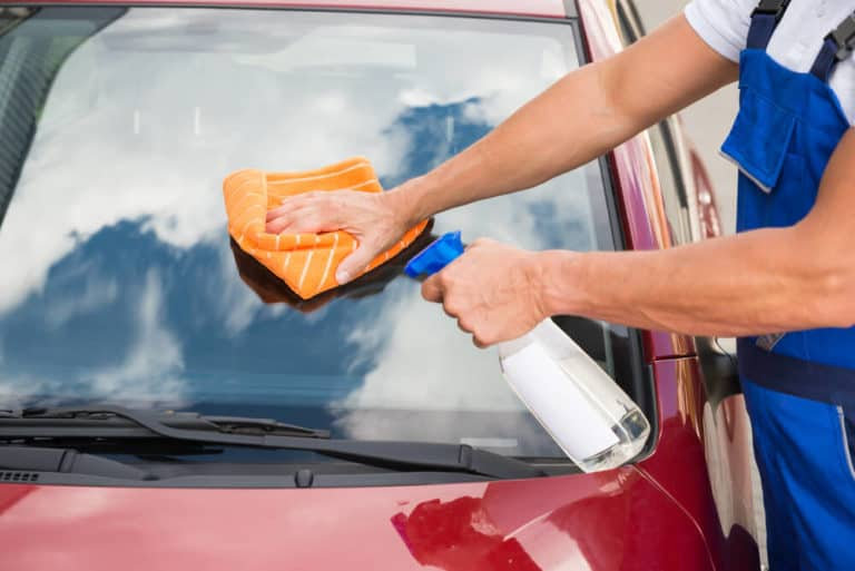 How to Make Homemade Windshield Washer Fluid