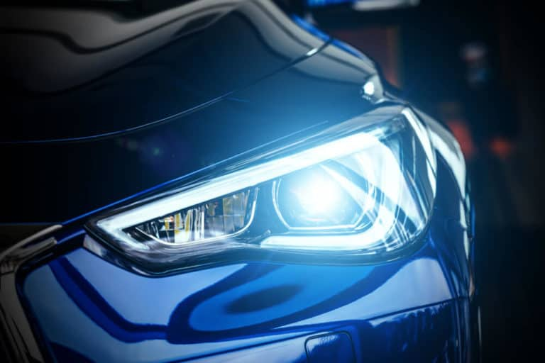 how to clean cloudy or oxidized headlights